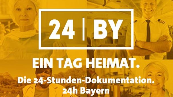 24h Bayern Eine 24h Dokumentation in Echtzeit